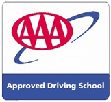 AAA-approved driving school