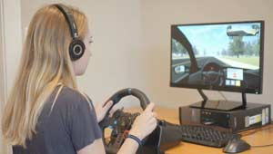 Ready-Assess™ Driving Assessment Simulator